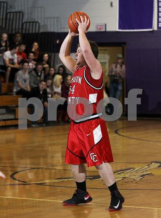 2013 Cameron County Boys Basketball @ Coudersport