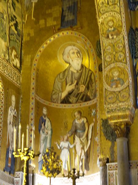 Capella Palatina -- St. Peter