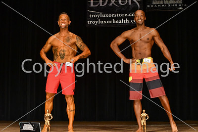 2018 Tri-State Masters Men's Physique Finals