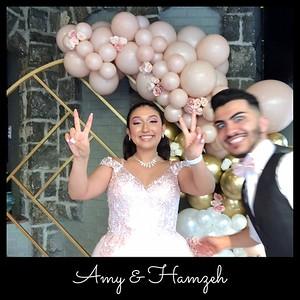 AMY & HAMZEH