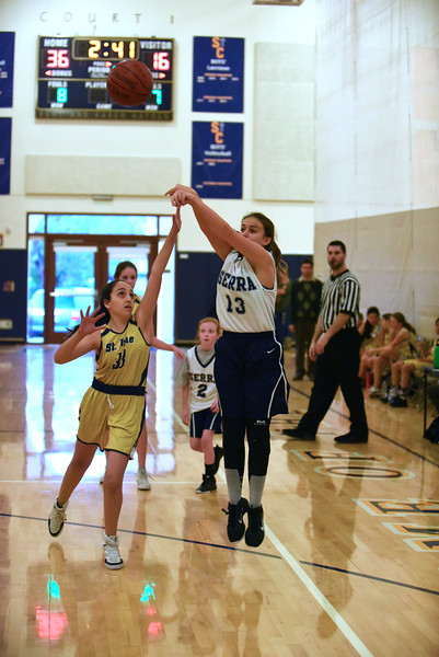 2017 Serra Basketball girls