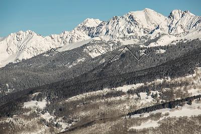 Northern Gore Range, CO