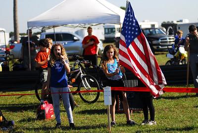 Okeechobee Benefit Race sun morning  race