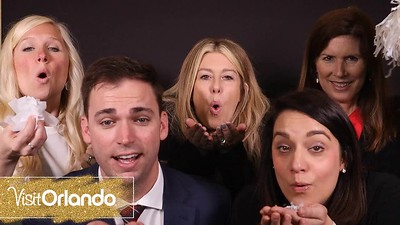 Visit Orlando Annual Luncheon - 2019 - Hilton, Orlando - Slow Mo Booth