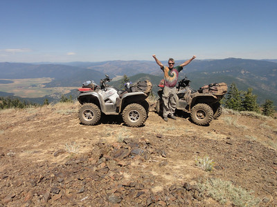5 Days of Riding - Plumas/Tahoe NF Aug 2011