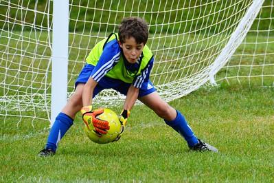 Boys U12 Bolton vs. Vernon 100116