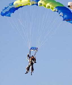 2010 October - Brennan Skydiving