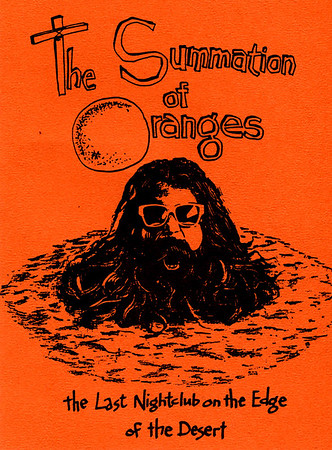 The Summation of Oranges