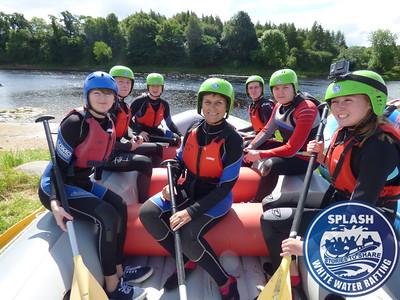 River Stanley Rafting