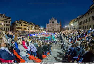 Italia - Azerbaijan | Firenze, amichevole