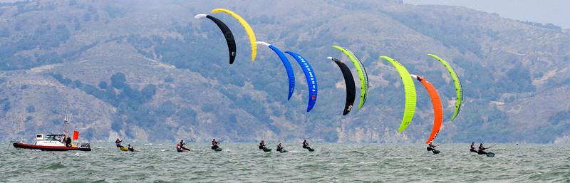 US Open Foiling Kites 21