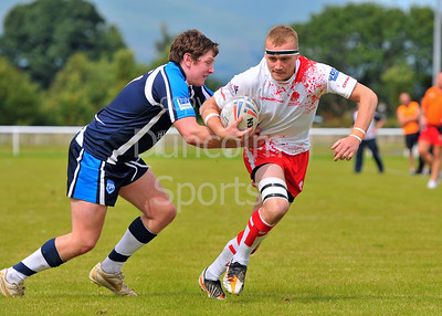Scotland A v England Lions