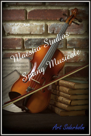 Maestro Studios Spring Musicale