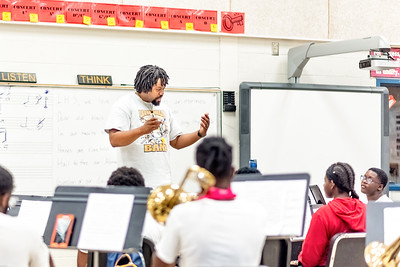 8 to 8 Summer Band Camp