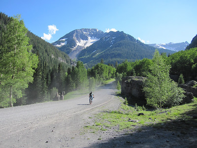 Camp Bird Road, Ouray CO - 7/1/2011