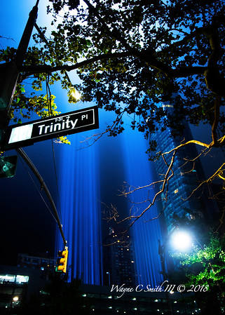 9/11 Towers Rising