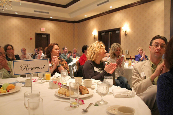 Tourism Breakfast May 11, 2011