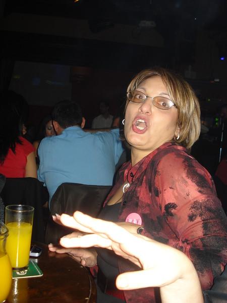 20071221 Elina's hen