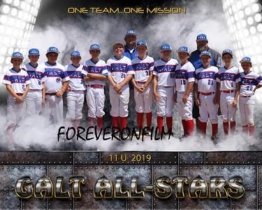 2019 u 11 All Stars