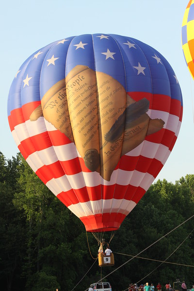 Hot Air Balloon Festival - 2015