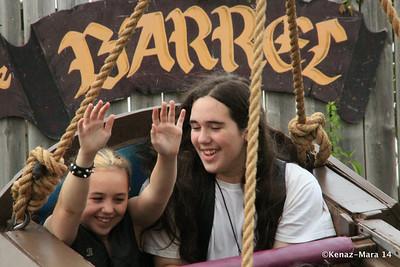 Bristol Renaissance Faire 2014 Opening Day