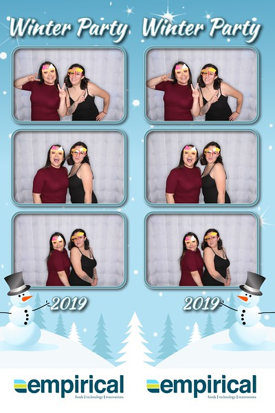 12-8-19 Empirical Foods Holiday Party