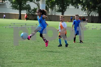 Simply Soccer 2020 Camp Week 1 June 22-26, 2020