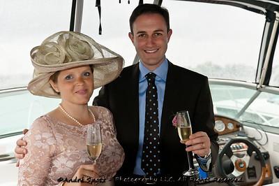 Alexandre and Caroline Civil Wedding