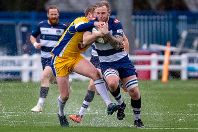 Coventry Rugby vs Yorkshire Carnegie 15th Feb 2020