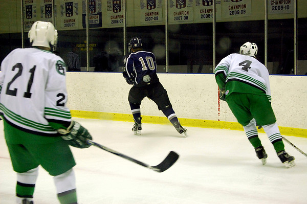 HHS JV Hockey vs Holy Name Jan 15