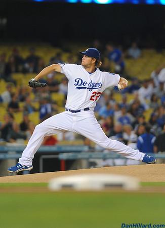 L.A. Dodgers vs AZ Diamondbacks - 2011