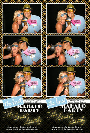 "The Knot ""Mahalo Party"" 2014"