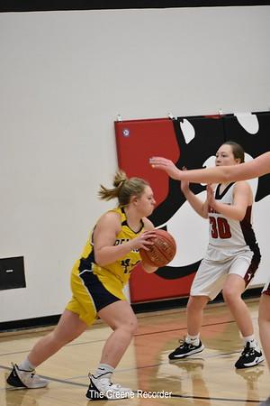 Girls Basketball at NP