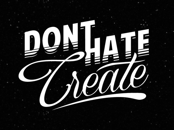 Don't Hate Create Stars Gallery
