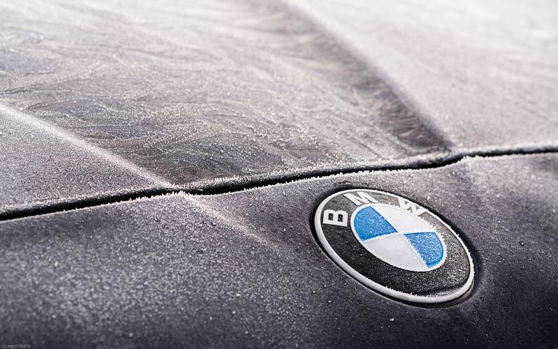 BMW frostig / BMW frozen