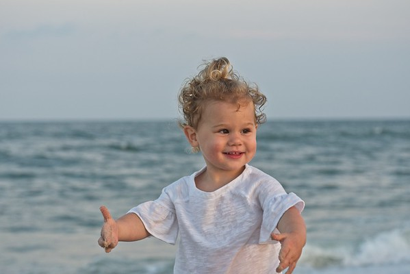 McEwen Family Beach Shoot