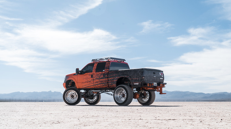 @Truck_Fever 2014 @Ford F250 featuring our 28x16 #CRUX from our Multi-Piece Series wrapped in 42x15.5r28 @FuryOffroadTires-62.jpg