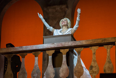Evita - Valencia College Theater
