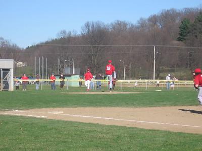 Baseball vs. Dover
