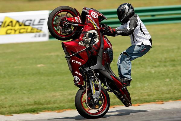 VIR - Virginia International Raceway Stunt Show