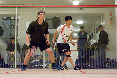 2010-02-20 Dae Ro Lee (Bates) and Julian Drobetsky (Williams)