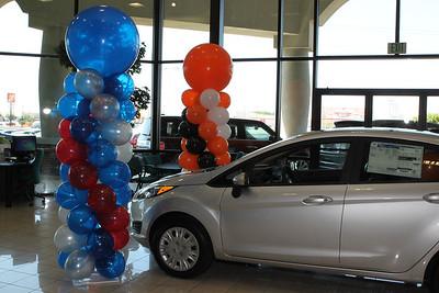2014 Car Giveaway