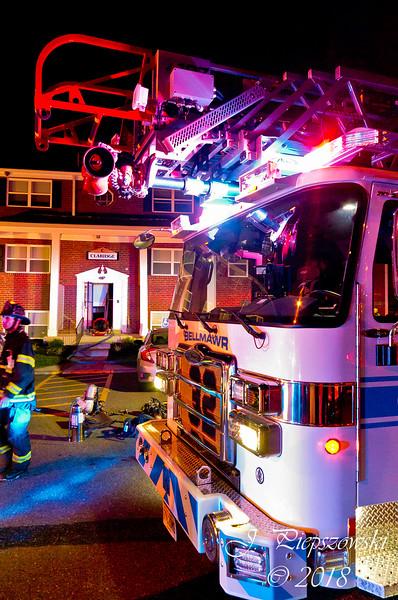 8-6-2018 (Camden County) - BELLMAWR - Hyde Park Apts., 430 W. Browning Rd. - Dwelling