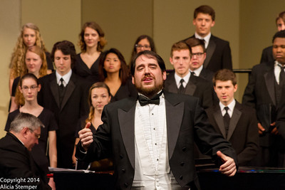 CHHS Choral Concert January 2014