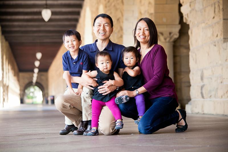 Chang Family 2014