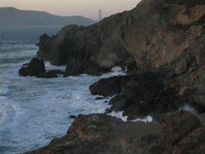 Lands End in San Fransico