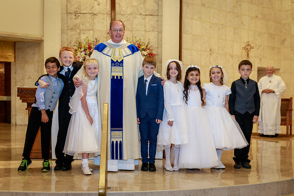 2018 St Brendan First Communion