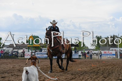 2019 HS Finals JR Goat Tying