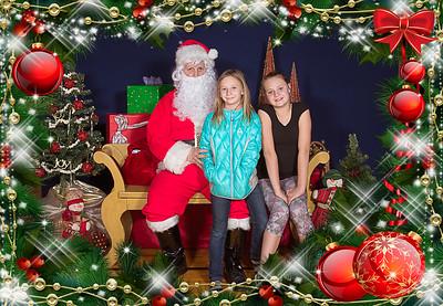 Ward Christmas Party