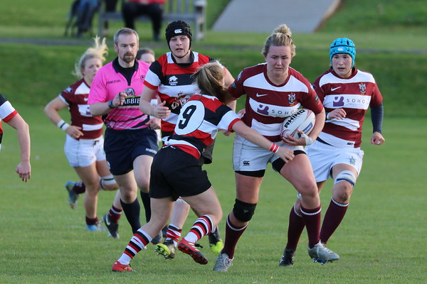 Watsonian Ladies v Stirling County RFC